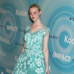 Elle Fanning Misses Dakota's Clothes