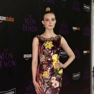 Elle Fanning: I'm inspired by Angelina Jolie