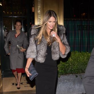 Elle Macpherson gives Rosie Huntington-Whiteley pregnancy advice