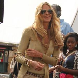 Elle Macpherson Embarrasses Her Son