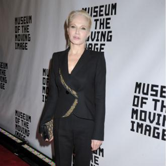 Ellen Barkin dating Amal Clooney's colleague