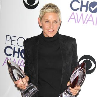 Ellen Degeneres reveals how late girlfriend inspired comedy