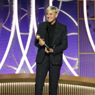 Ellen DeGeneres praises power of TV
