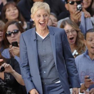 Ellen DeGeneres second on Out list