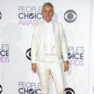 'Pretty quiet' Ellen DeGeneres