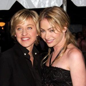 Ellen Degeneres Beautiful To Portia