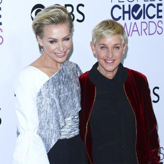 Ellen DeGeneres celebrates Portia de Rossi's birthday
