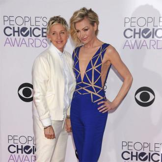 Ellen Degeneres' favourite person is Portia de Rossi