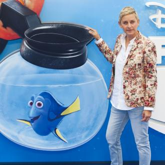 Ellen Degeneres says Finding Nemo saved her life