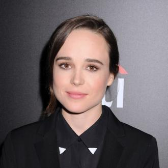 Ellen Page feels 'lucky' to be dating Samantha Thomas