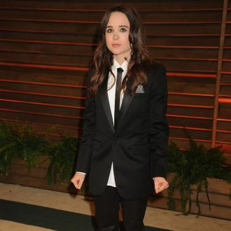 Ellen Page Overwhelmed By Support