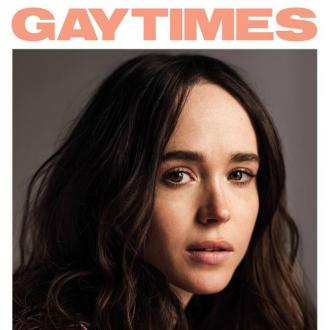 Ellen Page felt 'lucky' to have a therapist