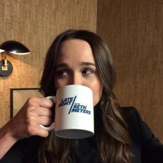 Ellen Page's Tennis Ball Phobia