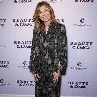 Ellen Pompeo: I want my son to show emotions