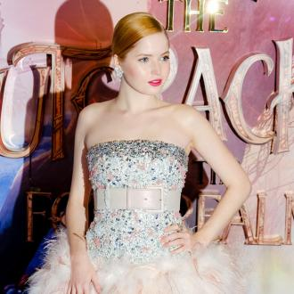 Ellie Bamber's Job Strains Relationships