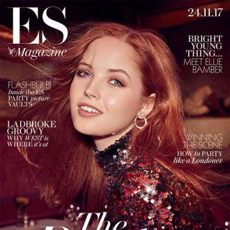 Ellie Bamber's Silver Boots Earned Her Barbarella Nickname