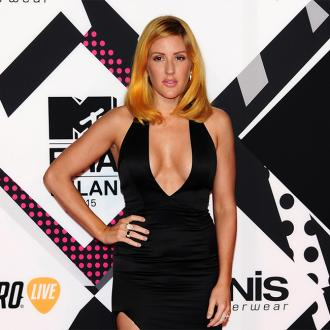 Ellie Goulding is a boxing fan