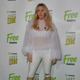 Ellie Goulding encourages climate change protests
