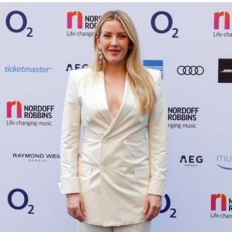 Ellie Goulding rescued driver trapped in car on London motorway