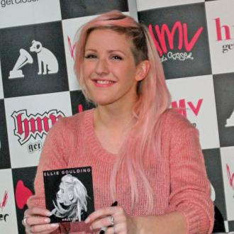 Ellie Goulding Shows Unrequited Love