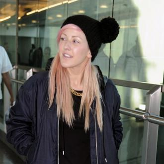 Ellie Goulding Is Ready To Run