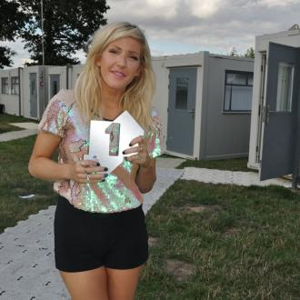 Ellie Goulding Crowned UK No.1 By Rita Ora