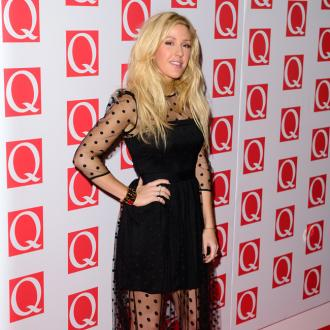 Ellie Goulding Loves Being Single