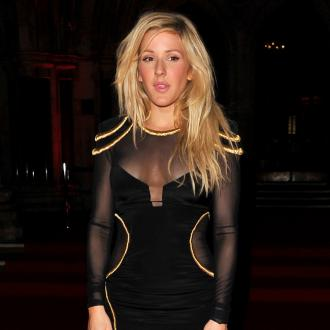 Ellie Goulding Flirts With Poynter