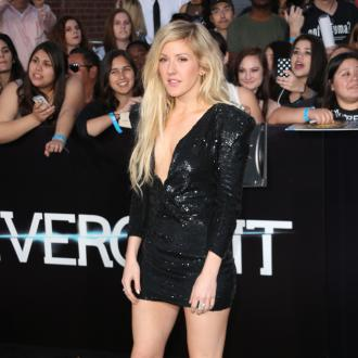 Ellie Goulding Put Men On 'Pedestal'