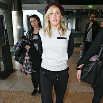 Ellie Goulding Worried About Her Looks