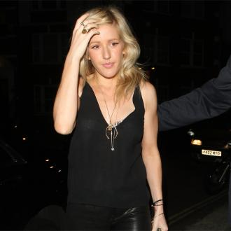 Ellie Goulding Broke Up Fight At Show
