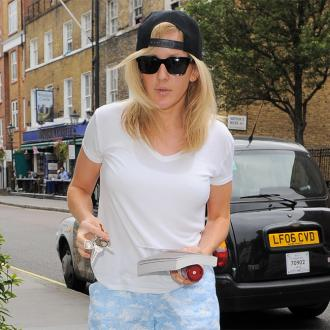 Ellie Goulding's Pre-show Drinking Ritual