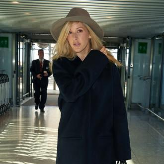Ellie Goulding has no ego with Dougie Poynter
