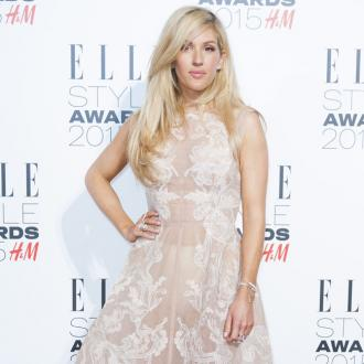 Ellie Goulding Has Trouble With 'Gross' Feet