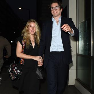 Ellie Goulding is engaged to Caspar Jopling