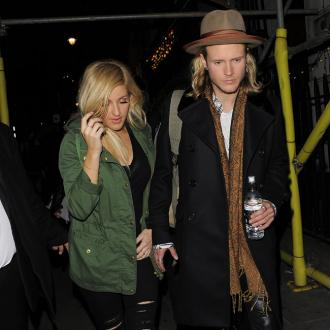 Dougie Poynter: Ellie Goulding has better style than me