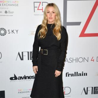 Ellie Goulding Wins Eco Award For Fashion