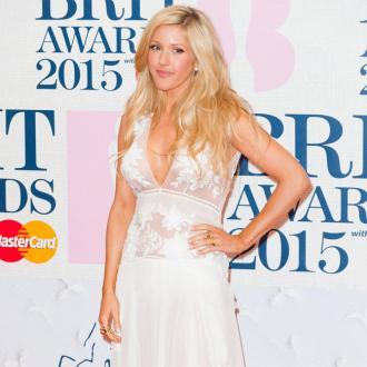 Ellie Goulding And Lewis Hamilton's 'Awkward' Brits Presentation