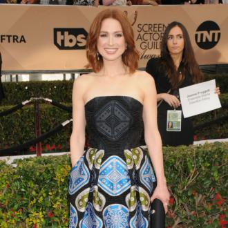 Ellie Kemper's 'fun' pre-awards dress up