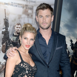 Chris Hemsworth training Elsa Pataky for Interceptor role