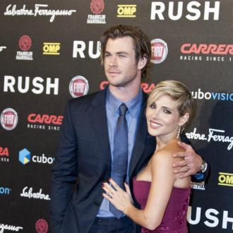 Chris Hemsworth Used Wife As Kissing Double In Thor