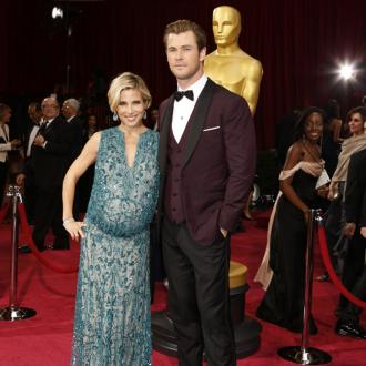 Chris Hemsworth's Wife Admitted To Hospital?