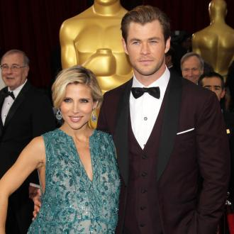 Chris Hemsworth Names Twins