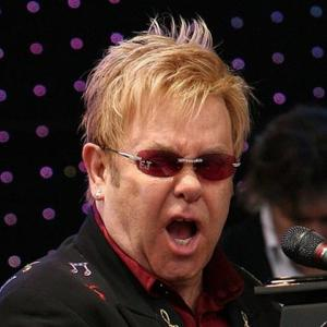 Elton John Going Gaga At Grammys?