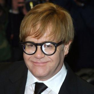 Elton John Has A 'Wonderful' Life