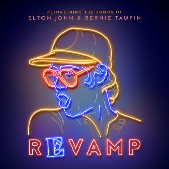Elton John announces star-studded Revamp LP