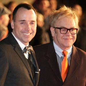 Elton John And David Furnish 'Closer' Than Ever