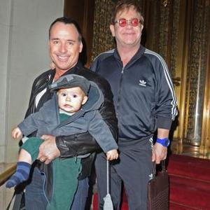 New Baby For Elton John?