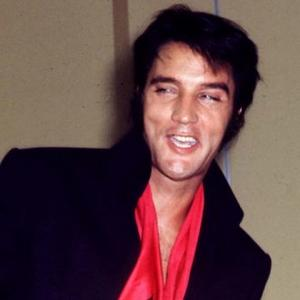 Elvis Was Always Dressed To Perform