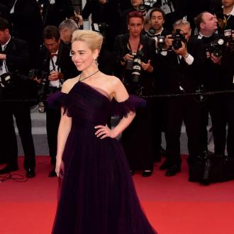 Emilia Clarke has 'bad posture' from avoiding being noticed in public